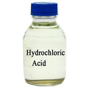 اسید هیدروکلریک ۳۰% SpA با کد مرک ۱۰۰۳۱۸