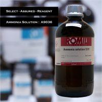 آمونیاک SA با خلوصیت ۲۵% با کد مرک ۱۰۵۴۲۶