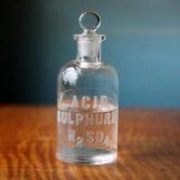 اسید سولفوریک SA با کد مرک ۱۰۰۷۱۳